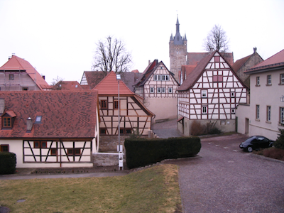 Houses in Bad Wimpfen